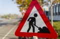 road works image